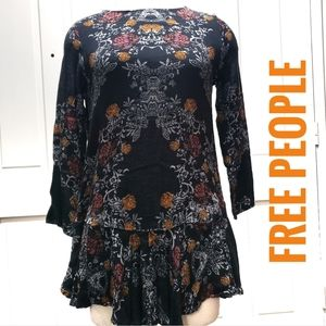 Free People V back cut out